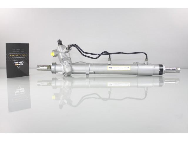 Рулевая рейка Nissan Primera III (P12) 2002-2008 гидравлическая без сервотроника восстановленная